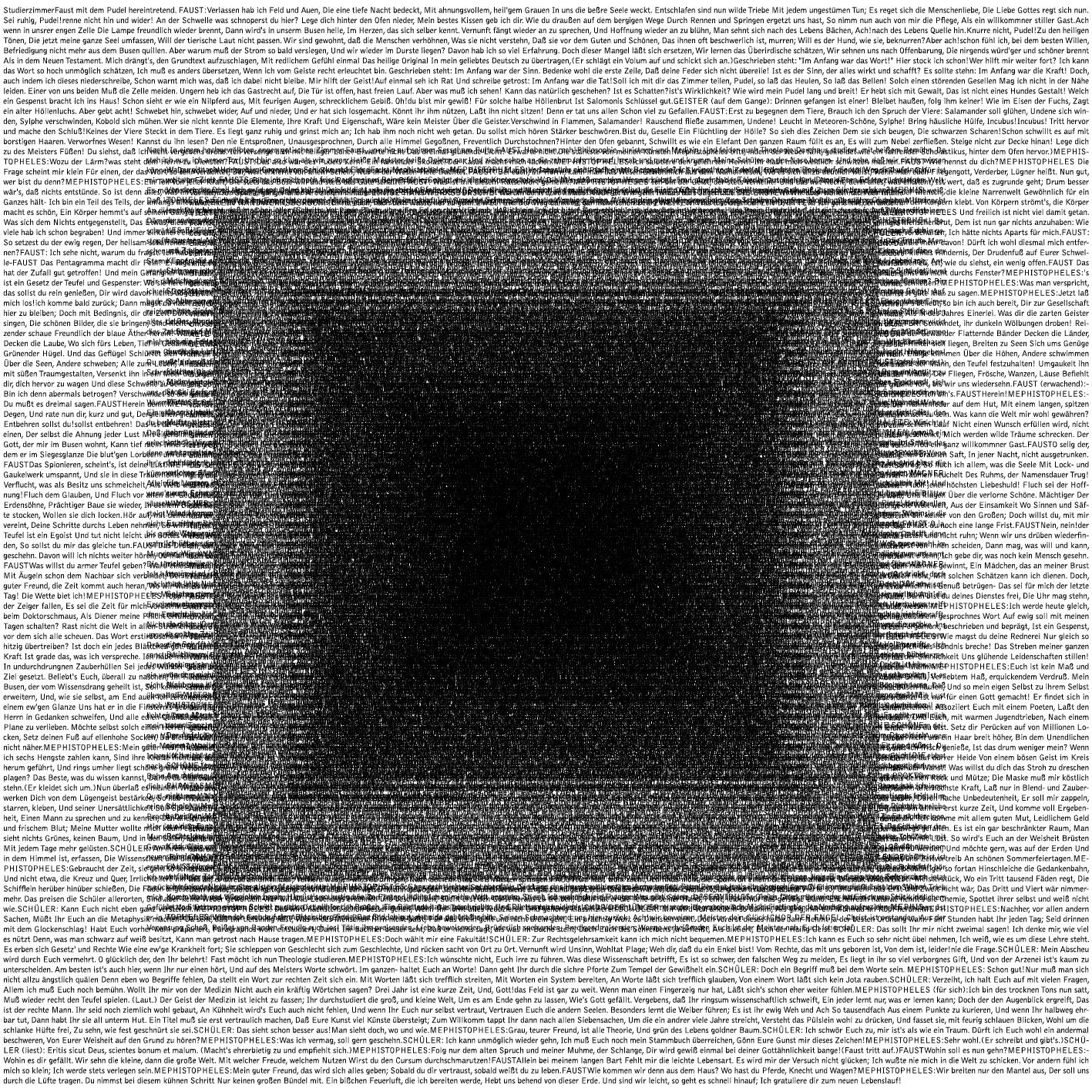 Faustisches Quadrat - Kap Einl_u_Hauptteil einzel30
