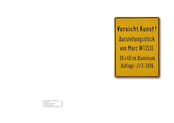 Vorsicht_Kunst-Wandschild